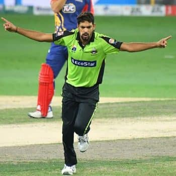 Brad Hogg mentioned Haris Rauf in his top five Yorker bowlers list.