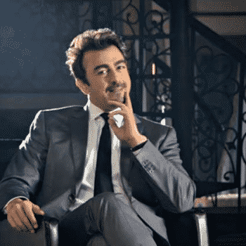 Shaan shahid receives a heartwarming present from his daughter on his birthday