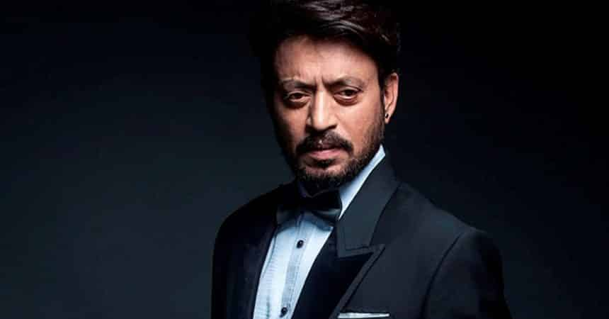 Indian cinema's finest actor Irrfan Khan Dies at the age of 53
