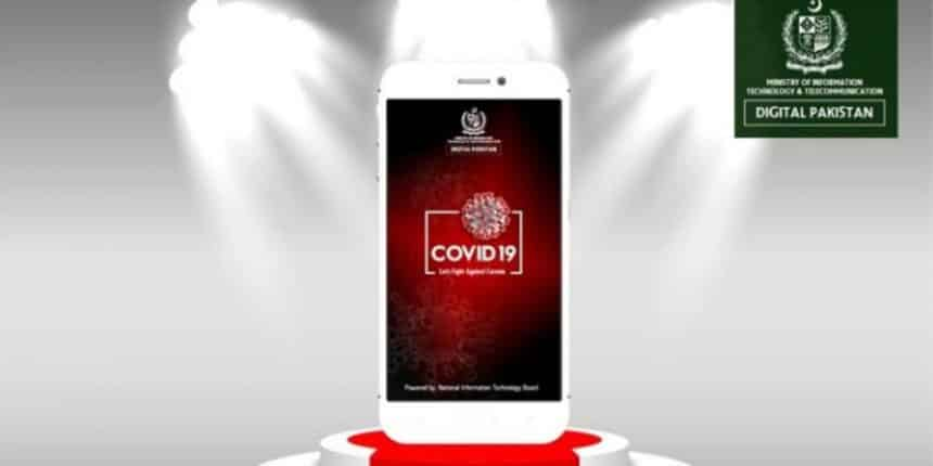 """Government of Pakistan launched """"Covid-19 Gov Pk"""" App"""