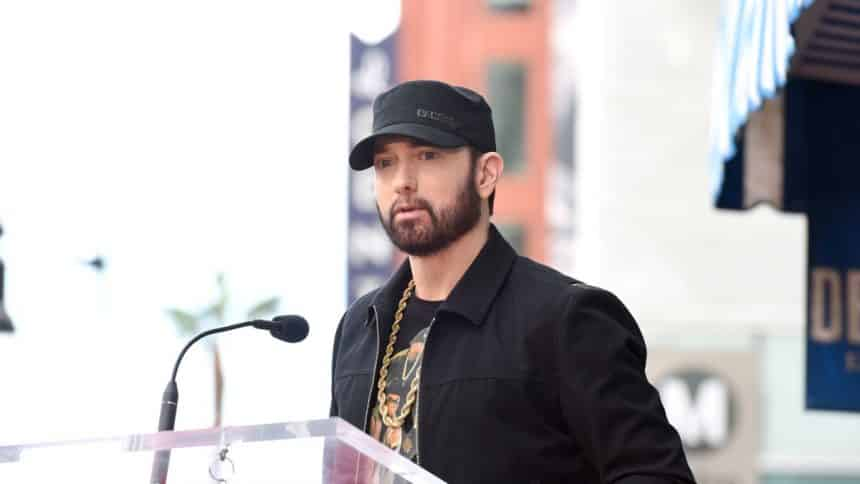 Eminem expresses his appreciation to Health workforce by donating spaghetti pots