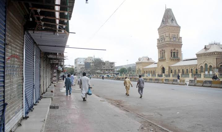 Businesses Open in Sindh on Monday after Approval