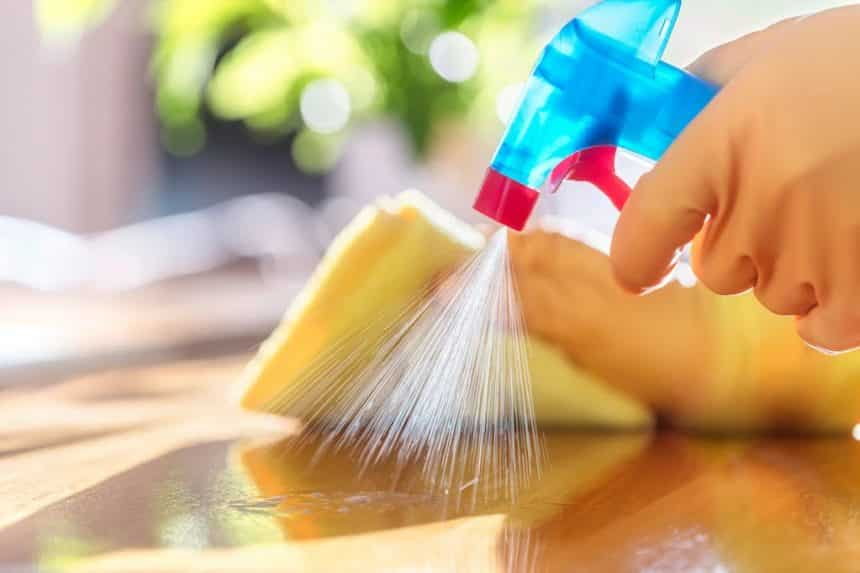 How To Keep Your House Disinfectant During Coronavirus