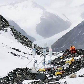 Huawei and China Mobile introduces 5G tower on Mount Everest