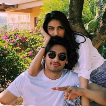 Shetty brother-sister duo helping paparazzi