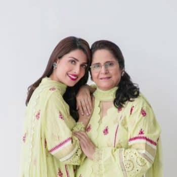 Ayeza Khan did a mother's day photoshoot and we cannot take our eyes off