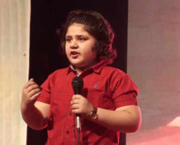 Zidane Hamid – nine-year-old sets a Guinness World Record