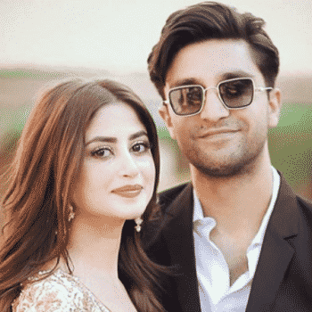 Sajal Ali wishes Mother's day to Mama Mir!