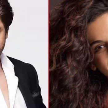 Taapsee Pannu and Shah Rukh Khan will make a sizzling combo!